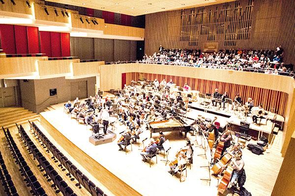 Kæmpekor med Aarhus Symfoniorkester