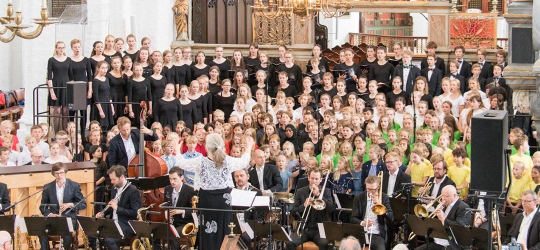 KæmpeKor-koncert i Aarhus Domkirke