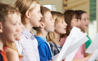 Sangkraft: Skolerne i Aarhus synger morgensang online